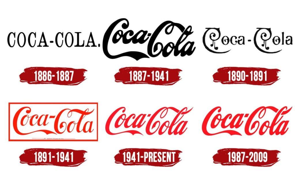 5 bekanntesten Logos